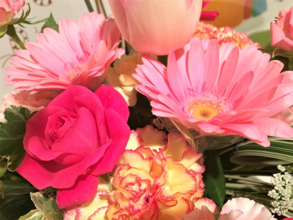 犬山商工会議所様からの花